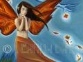 Autumn Breeze Fantasy ART Fairy Fairies Faerie Autumn Season