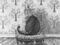Cheshire Cat Cheshire Cat Art Alice In Wonderland Art