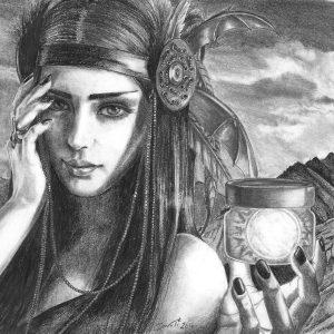 Goddess Art