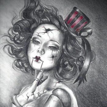 Birthstone Broken Dolls
